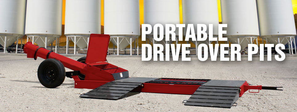 T & S Sales :: Westfield Drive Over Hopper Pit