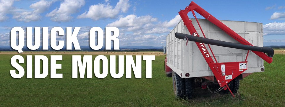 T & S Sales :: Westfield Drill Fill :: Seed Auger