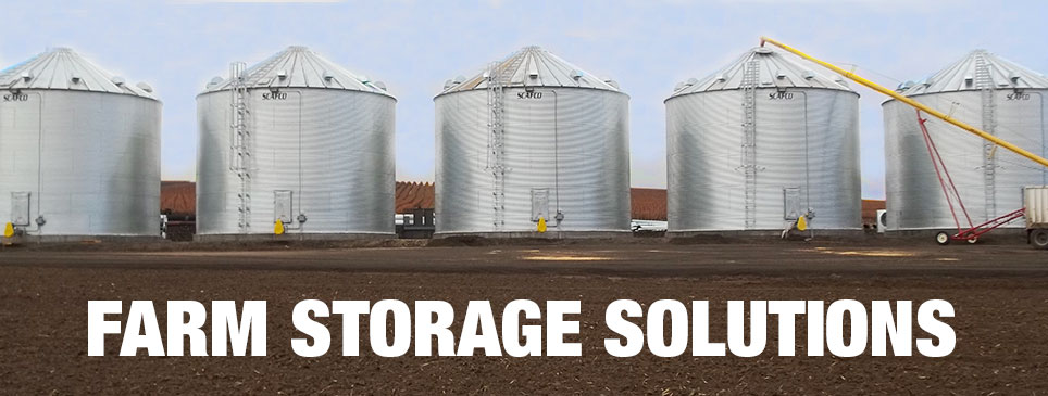 T S Sales Scafco Grain Bins Grain Drying Systems
