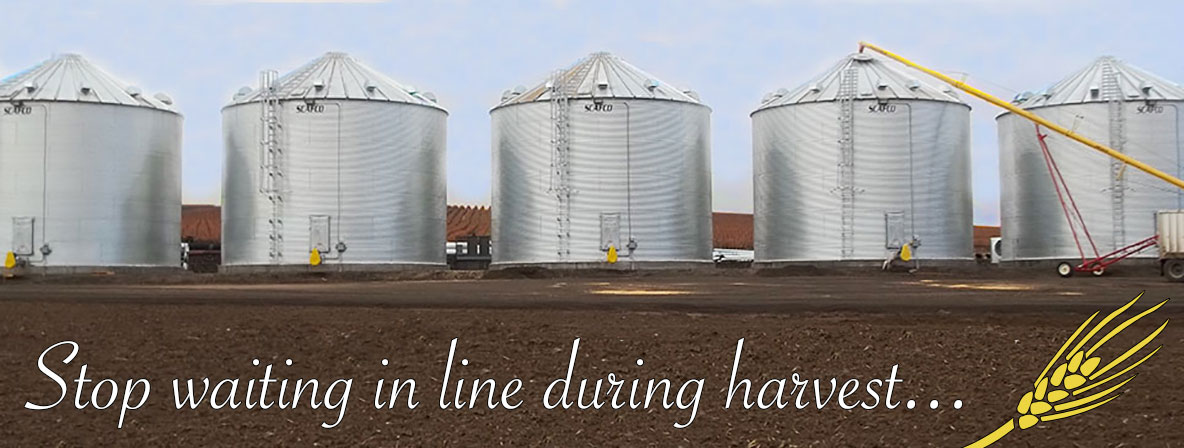 T & S Sales :: Scafco Grain Bins :: Grain Drying Systems