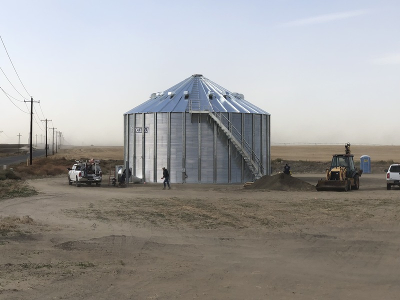 T & S Sales :: Grain bin drying systems :: Air dry :: Aereation Systems