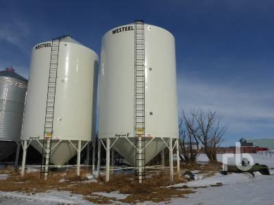 T Amp S Sales Smoothwall Grain Bin